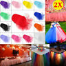 """6"""" 100 yards Tutu Tulle Roll Spool Wedding Party Home Decor Gift Wrap Craft Bow"""
