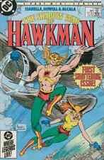 SHADOW WAR OF HAWKMAN #1-4 NEAR MINT COMPLETE SET 1985 DC COMICS MN-840