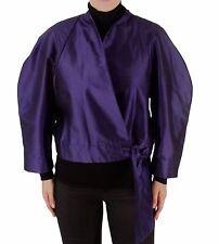Damir Doma Purple Jaison Jacket Sz 40 NEW $1295