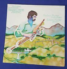 Finbar Furey Irish Pipes Eddie Furey Guitar Music LP Vinyl Record Hornpipes 1974