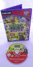 Plants VS Zombies PC Game PAL PG Rated Pop Cap Games 2010. Game Of The Year.