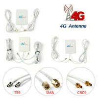 28dBi 4G 3G LTE 2 × Plug Broadband Antenna Signal Amplifier For Mobile Router A0