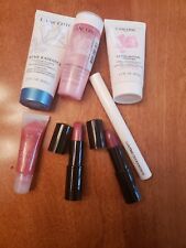 Lancome Lot Facewash Toner Lipstick Lipgloss  CILS Booster