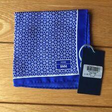 Men's 100% Silk Handkerchiefs