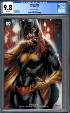 DCeased #3  Unknown Comics Variant Anacleto After Artgerm Cover Batgirl CGC 9.8