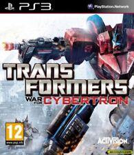 Transformers War for Cybertron PS3 playstation 3 jeux games spelletjes 903