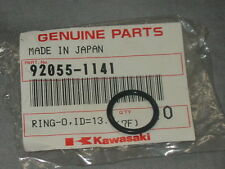 Genuine Kawasaki ZX-6R Timing Cover Inspection Cap O-ring Gasket Seal 92055-1141