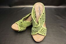 ☥ MINNETONKA ☥ Leather Sandals Size 5