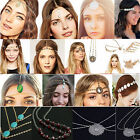 WOW Women Metal Rhinestone Head Chain Jewelry Headband Head Piece Hair band hot