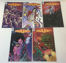 IDW Comics BUBBA HO-TEP AND THE COSMIC BLOOD SUCKERS #1 2 3 4 5 ~ FULL SET