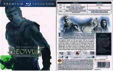 DIE LEGENDE VON BEOWULF --- Blu-ray --- Premium Collection --- Director's Cut --