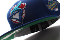 New Era Toronto Blue Jays MLB World Series 1993 Fitted Cap GR