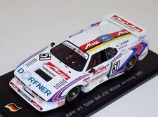 BMW M1 Turbo GR. V - Hans-Joachim Stuck - 1st Norisring 1981 #51 - Spark