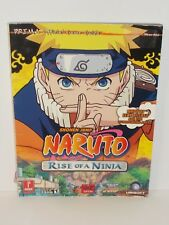 Naruto Rise Of A Ninja Official Game Guide By Prima