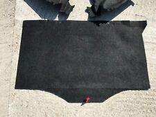 FIAT 500 3DR LATE 2012 COMPLETE MINT CON REAR 3 PIECE REAR HATCH CARPET SET
