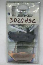 Pastiglie freno BYE Brake pads Yamaha VP 300 Versity 2003