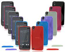 Carcasas de color principal negro para teléfonos móviles y PDAs HTC