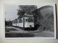GER1928 - 1950s LEIPZIG CITY TRAMWAY - TRAM No1546 PHOTO Germany