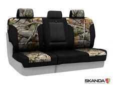 Coverking Neosupreme Rear Custom Car Seat Cover For GMC 2014-2018 Sierra 1500