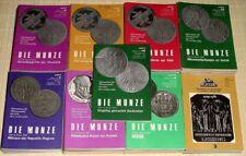 74 Hefte DIE MÜNZE - Informationen für Münzsammler von 1972-1981