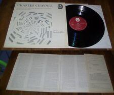 TRIO DESLOGERES - Charles Chaynes - Tarquinia/M'Zab LP Calliope Ondes Martenot