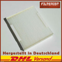 Filteristen Innenraumfilter Pollenfilter Vauxhall Meriva MK I Opel Meriva