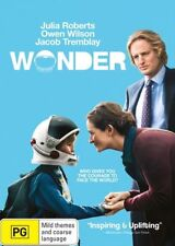 WONDER (DVD, 2018) : NEW