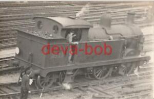 Railway Photo SR H Class 31523 Orpington 1950 Southern SECR 0-4-4T Loco