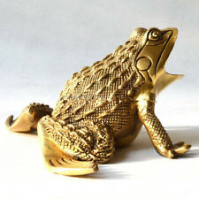 New Pure copper frog furnishing articles prosperous wealth handicraft decoration