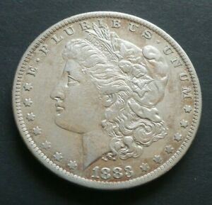 USA 1 Dollar 1883 O New Orleans   Morgan Silber