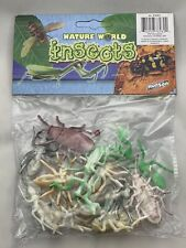 Insect Animals Toy Set - Variety Pack - New