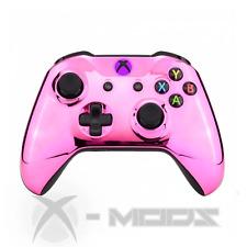 XBOX ONE CUSTOM CONTROLLER - Chrome Pink - X-Mods