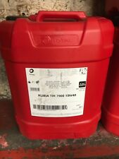 TOTAL OIL RUBIA TIR 7900 15W/40 20 LTR CAN