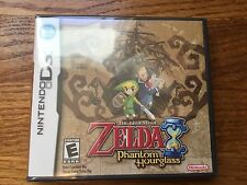 BRAND NEW The Legend of Zelda: Phantom Hourglass Nintendo DS NFR Not For Resale