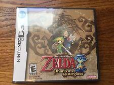 BRAND NEW The Legend of Zelda: Phantom Hourglass Nintendo DS NFR Not For Resale