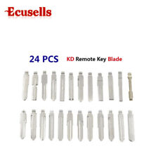 24 PCS/LOT, KEYDIY Universal Remotes Flip Blade for KD Remote Uncut Key Blade