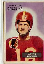 1955 BOWMAN # 77 AL DOROW NICE CARD