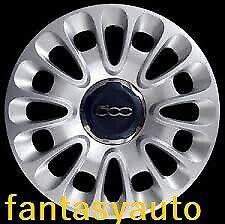 """Fiat 500L Borchia Coppa Coppone Ruota Copricerchio 15"""" 1312"""