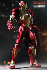 Iron Man 3 Heartbreaker Mark XVII MK17 MMS212 1/6th Scale Hot Toys Sealed