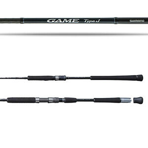 Shimano Game Type J Spinning Jig Rod - Pick Size and Power - Free Shipping