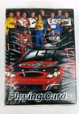 Deck of Coca Cola NASCAR Drivers Photos Playing Cards US Playing Card Co. Sealed