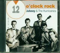 Johnny & The Hurricanes - 12 O'Clock Rock Cd Perfetto