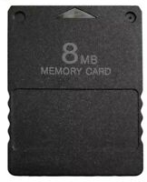 Sony PS2 Memory Card 8MB Playstation 2 Memory Stick New