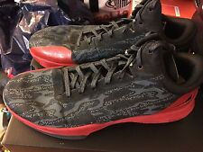 Brandblack Rare Metal Black Red size 10.5 VNDS worn 1x