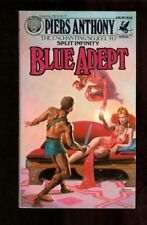 Blue Adept (Apprentice Adept, No. 2)