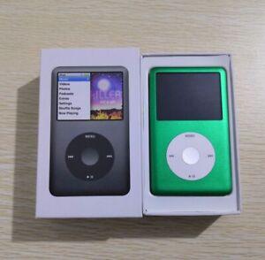 NEW! Apple iPod Classic 7th Gen Green / Blue / Red / Gold / Purple (256 / 512GB)