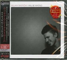 WILLIAM SIKSTROM-I WILL BE WAITING-JAPAN CD BONUS TRACK F30
