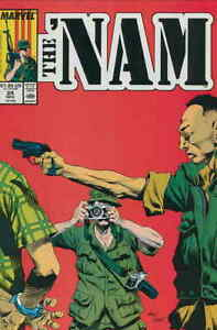 'Nam, The #24 VG; Marvel | low grade comic - save on shipping - details inside