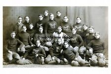 rp02824 - Michigan , USA , Wolverines Football Team 1899 - photo 6x4