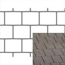 Stencil for Dolls House Roof Tiles / Slate